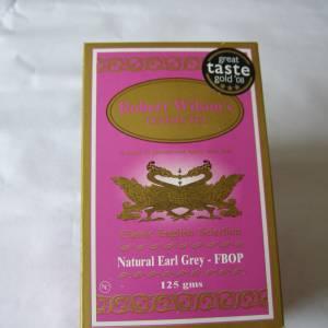 Natural Earl Grey FBOP 125g carton loose tea